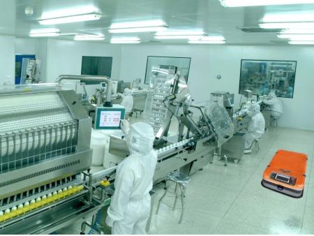 AGV移动机器人在制药行业的应用