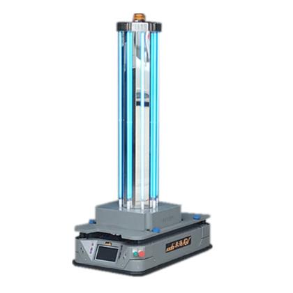 紫外线杀菌机器人