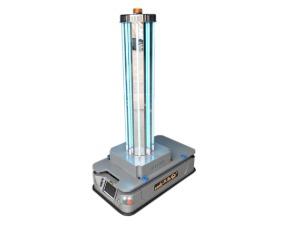 紫外线消毒机器人可应用在工厂