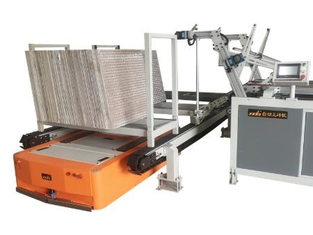 重型agv应用在瓷砖行业