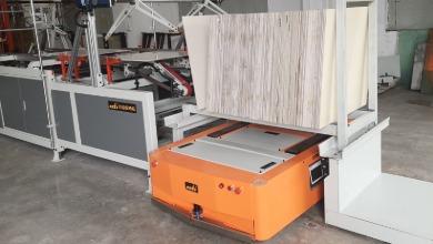 AGV搬运机器人的应用