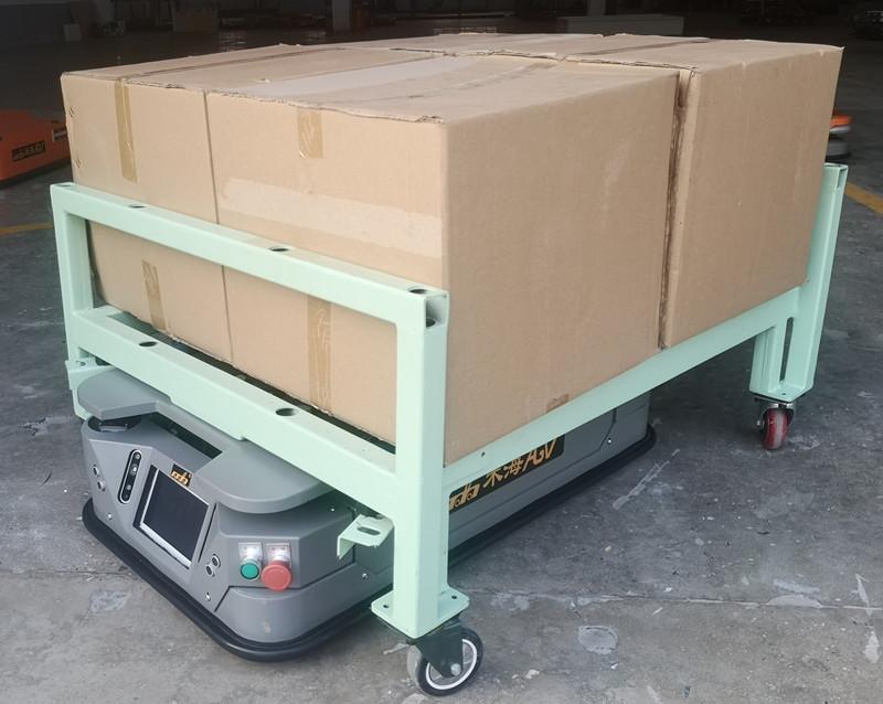 SLAM导航AGV智能小车